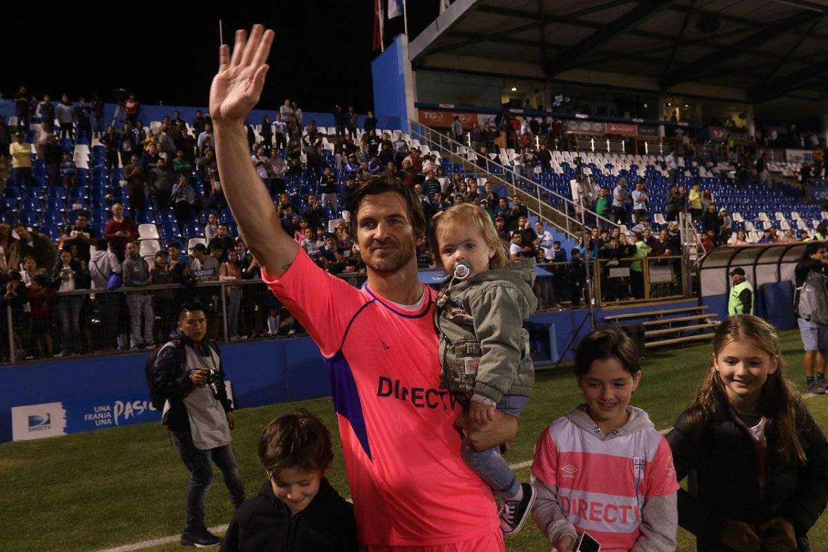 Franco Costanzo no va más en el fútbol / imagen: Agencia UNO