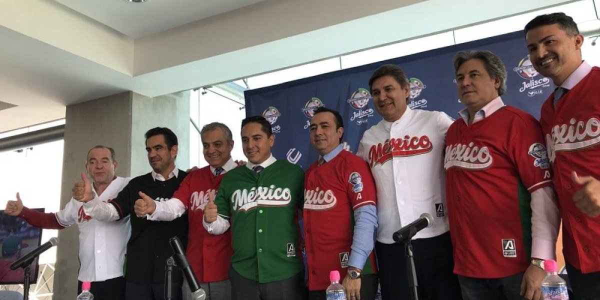 Presentan jersey para Serie del Caribe