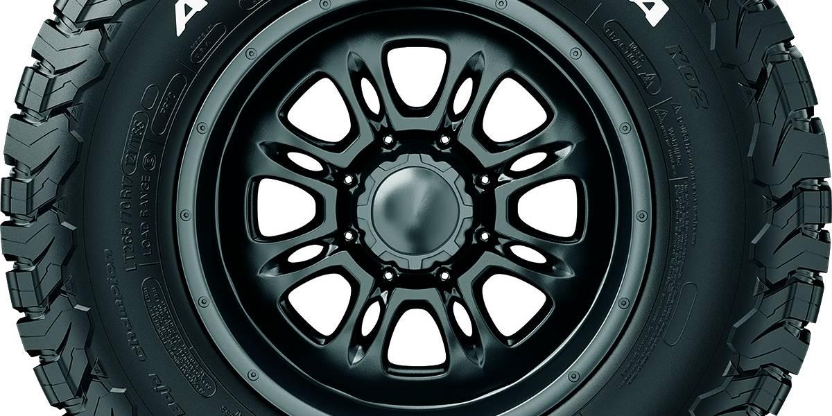 BFGoodrich presenta sus neumáticos para el Dakar