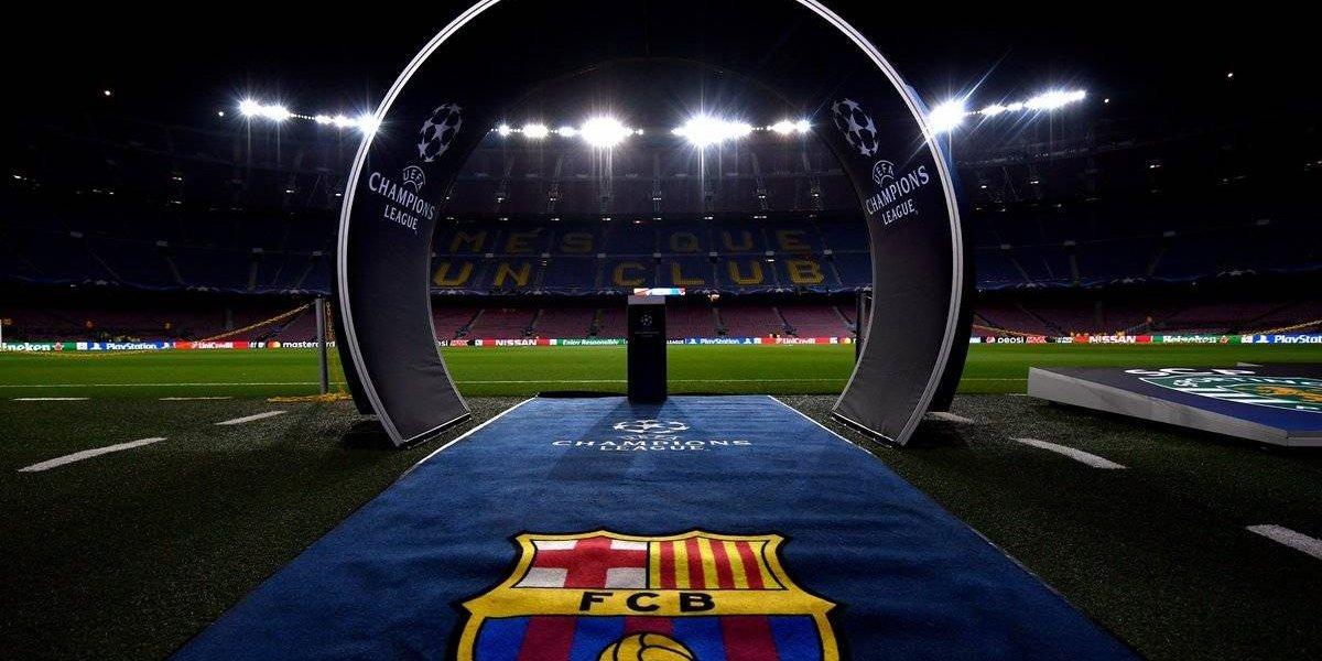 Bayern, Barcelona y Manchester United cumplen en la Champions League