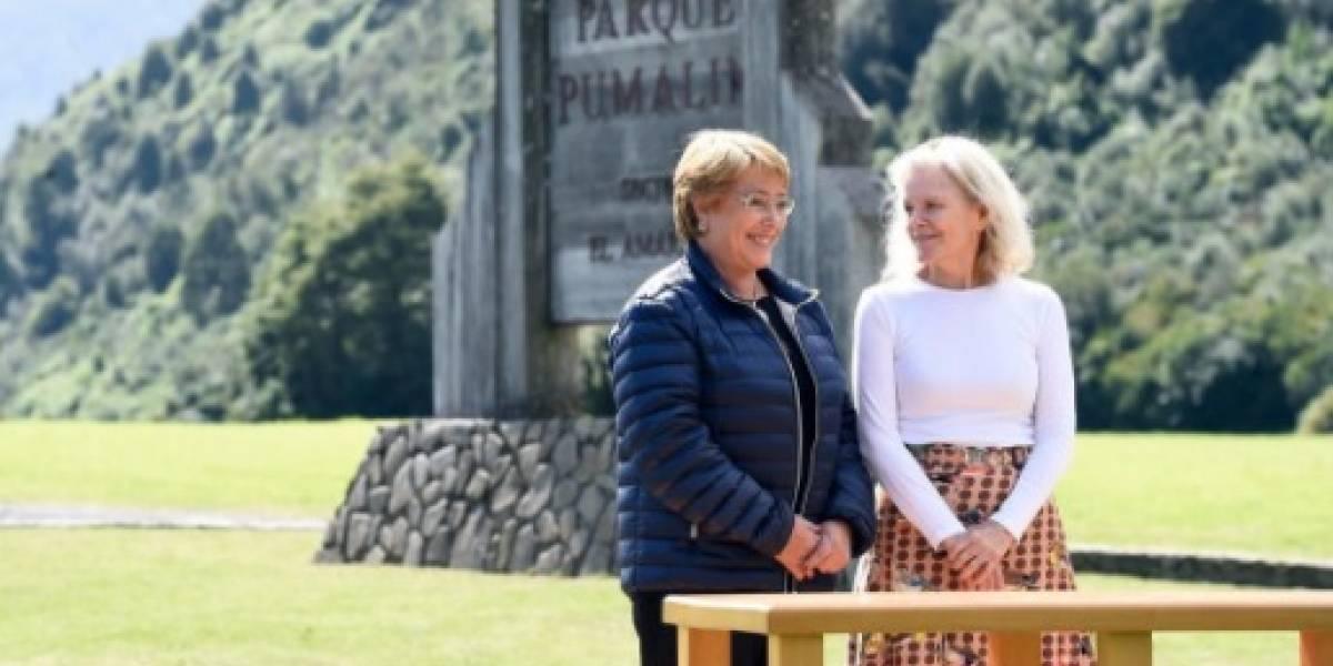 Presidenta Bachelet recibe el premio
