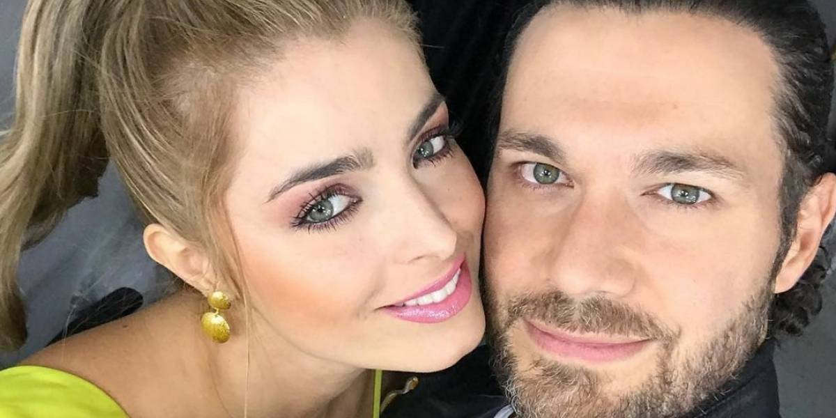 Josse Narváez publicó sensuales fotos de Cristina Hurtado en Instagram