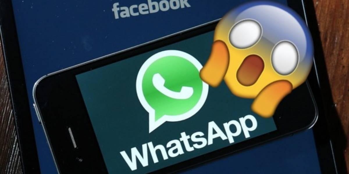 Estos son los sorprendentes cambios de WhatsApp para 2018