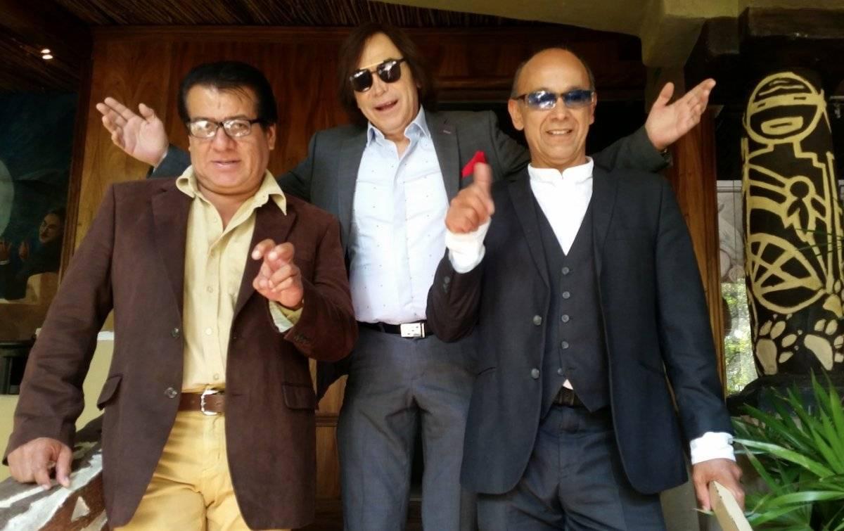 Ex integrantes de Los Bukis.