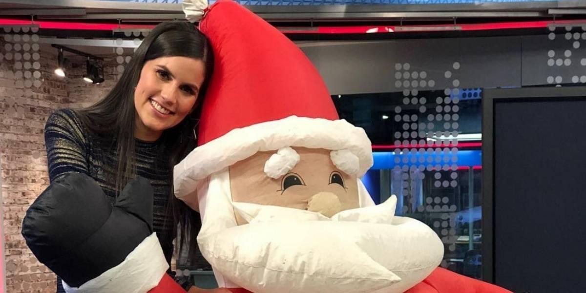 Así fue el emotivo regreso de Linda Palma a Noticias Caracol