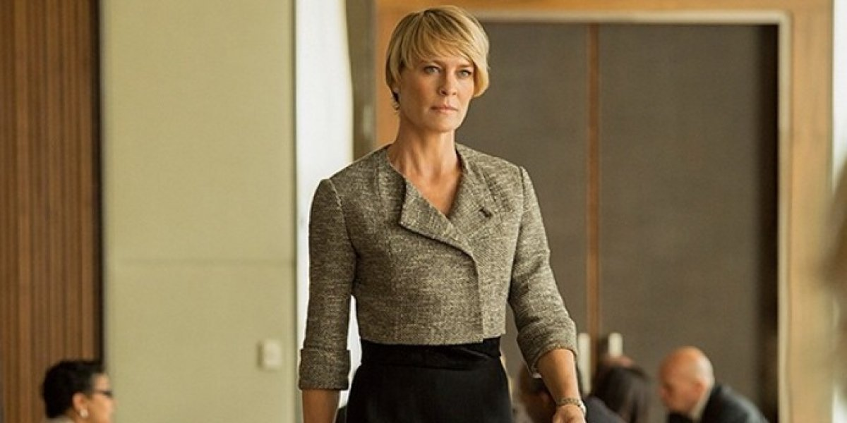 Sin Kevin Spacey, House of Cards tendrá una nueva protagonista: Claire Underwood