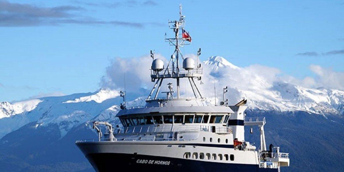 """Confirmado por armada argentina: Buque chileno """"Cabo de Hornos"""" detectó a """"objeto"""" que podría ser el ARA San Juan"""