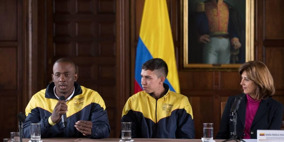 Cientos de jóvenes salen del conflicto a los estadios con diplomacia deportiva