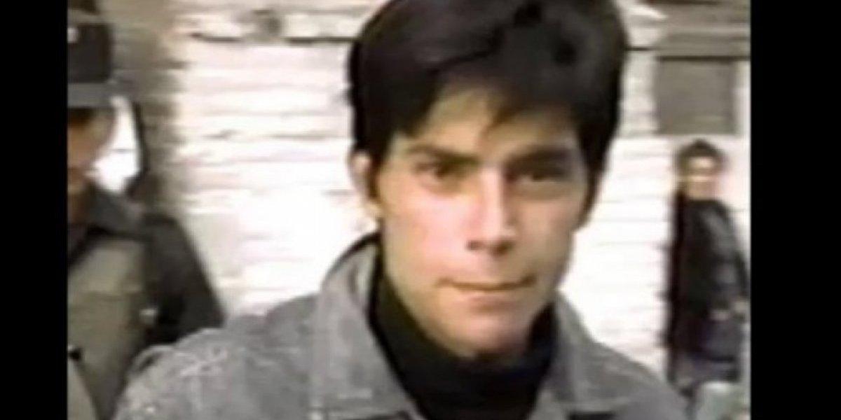 Ministro Carroza pidió a Interpol detención internacional de ex frentista Ricardo Palma