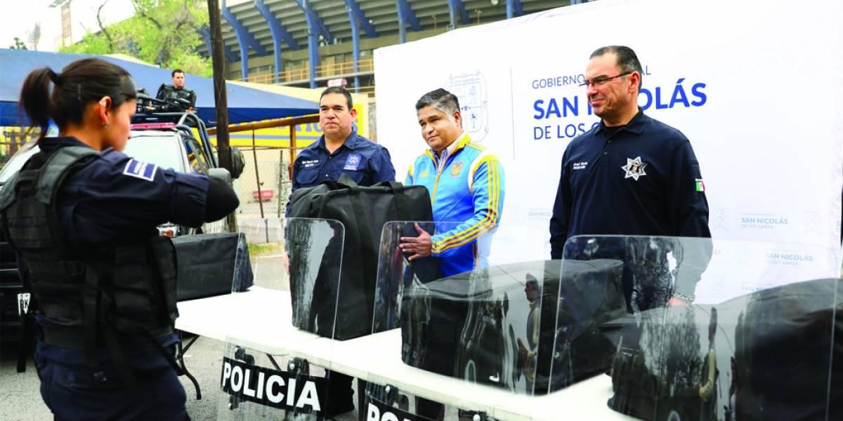Alcalde de San Nicolás busca evitar caravana de la Adicción