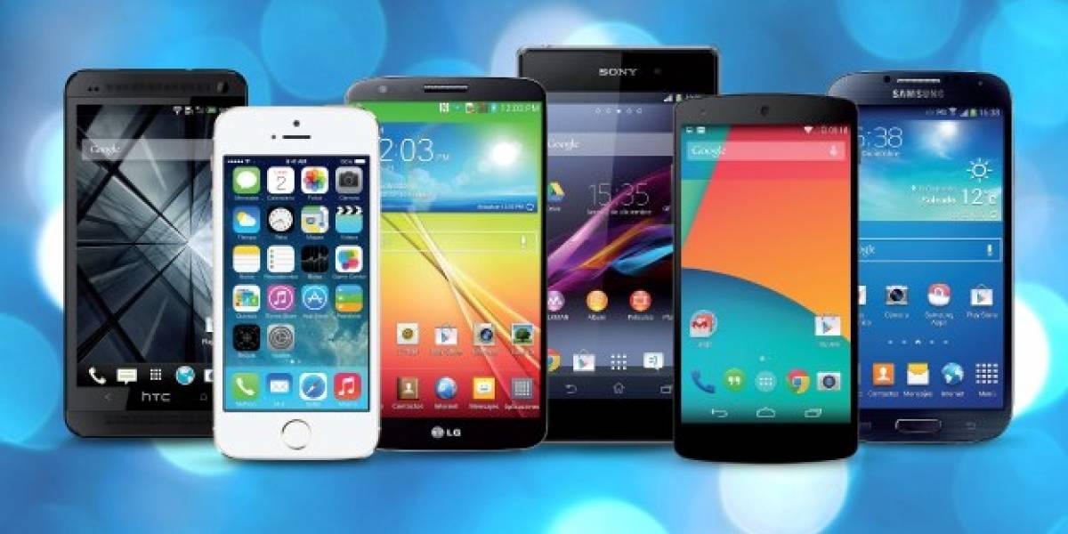 Los mejores teléfonos celulares del 2017