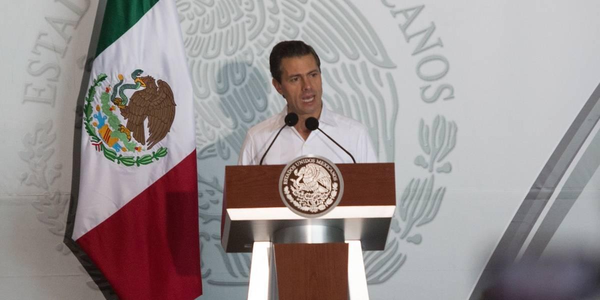 Peña Nieto viajará a París para asistir a cumbre ambiental