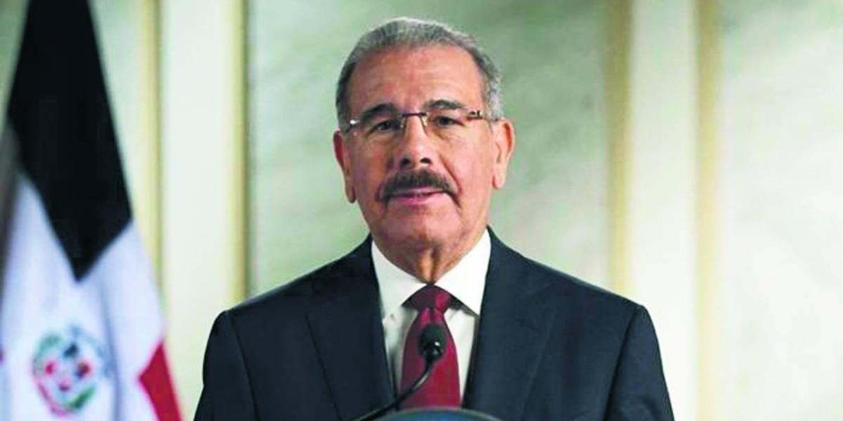 Danilo Medina ante posible juicio político