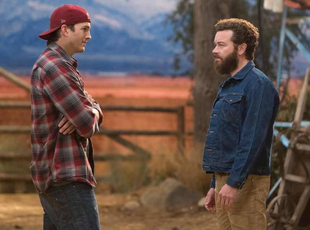 Danny Masterson e Ashton Kutcher