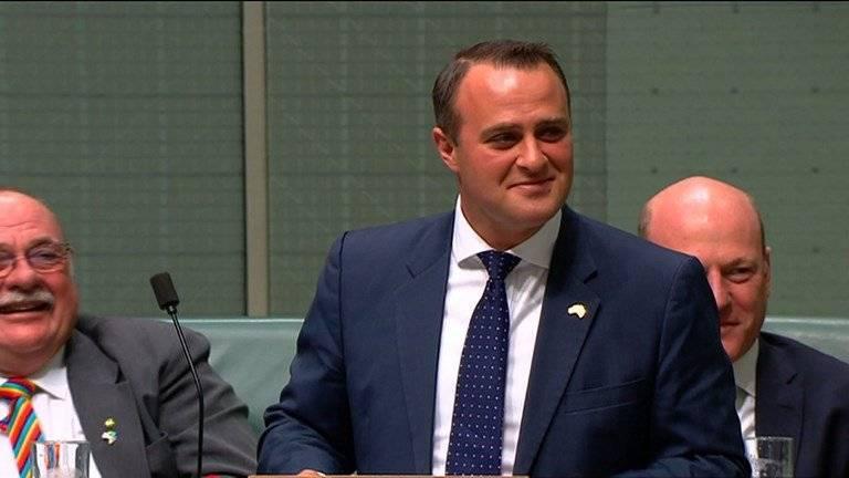 Tim Wilson, diputado australiano