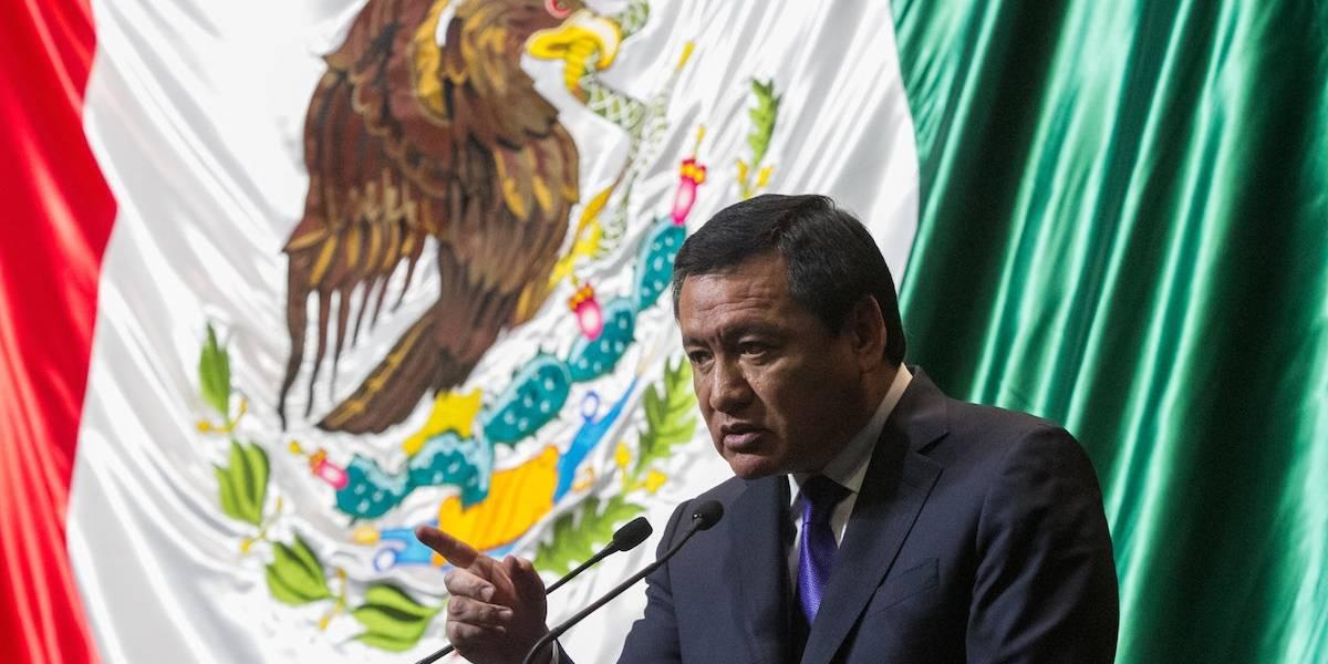Amnistía a criminales, una ocurrencia muy peligrosa: Osorio Chong a AMLO