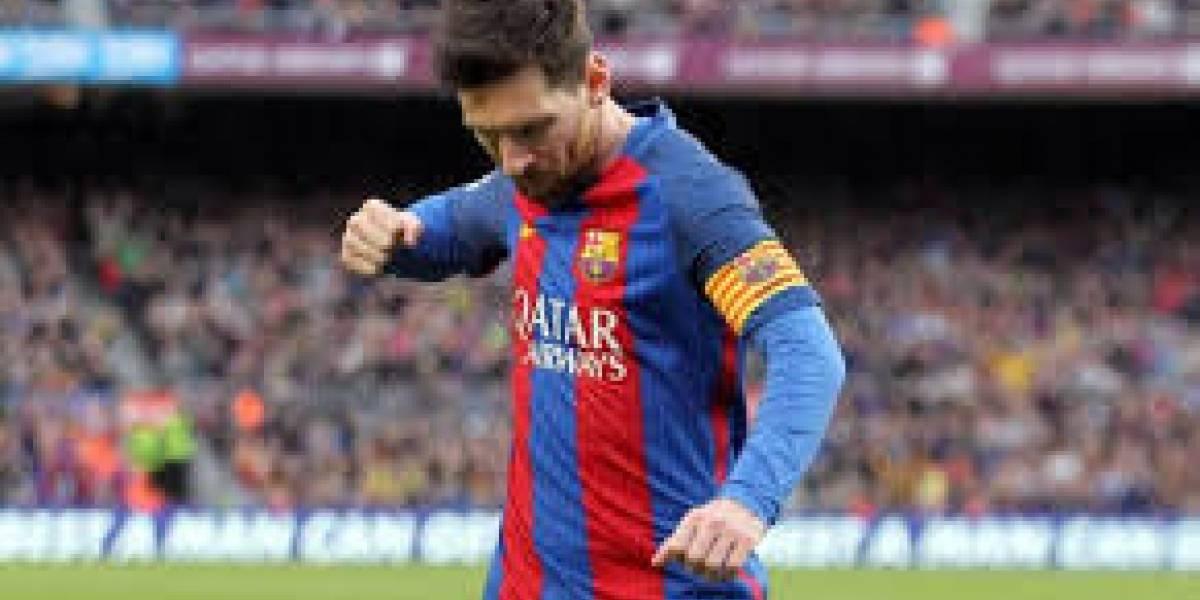 Se filtraron las cifras del nuevo supercontrato de Lionel Messi con el Barcelona
