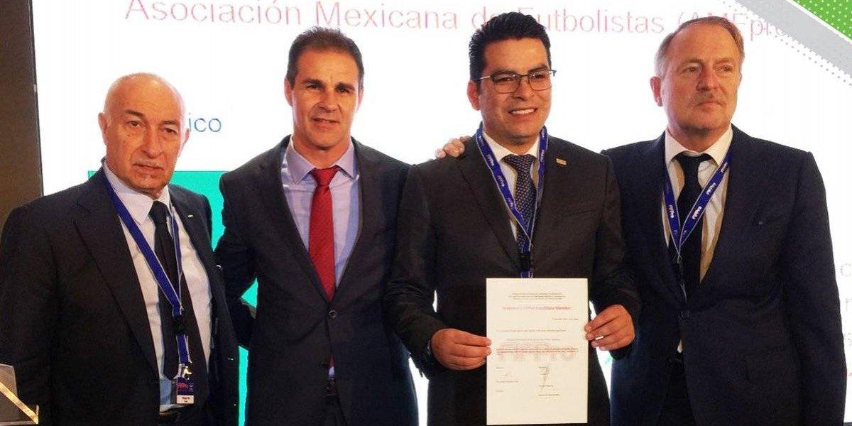 La Asociación Mexicana de Futbolistas ya es parte de la FIFpro