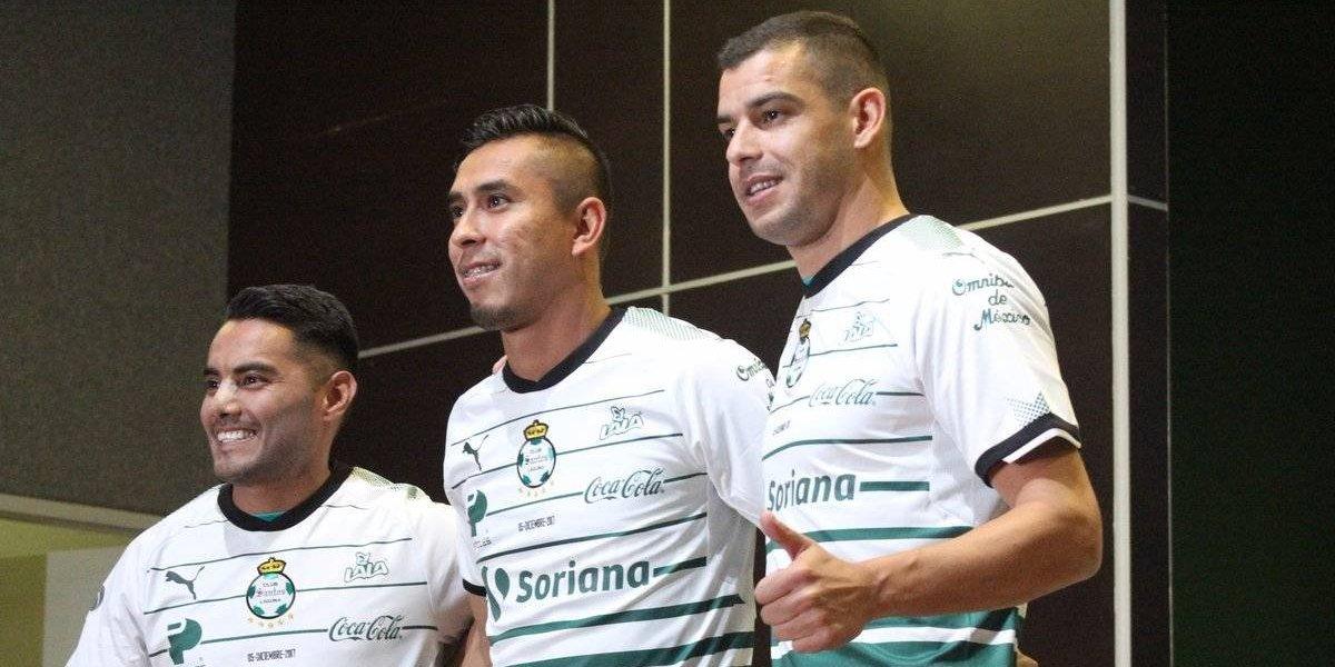 Santos Laguna presentó a los 'Guerreros' para el Clausura 2018