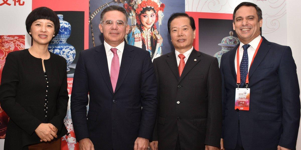 """#TeVimosEn: Concluye con éxito feria """"Expo China 2017"""""""