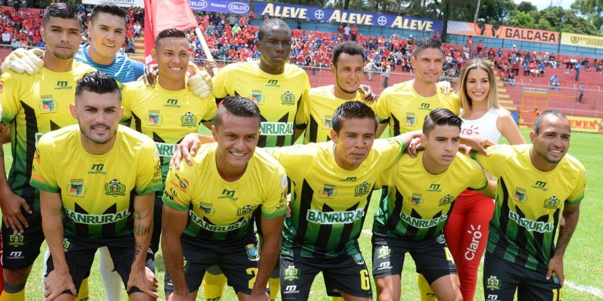 Empieza la limpia en Deportivo Guastatoya