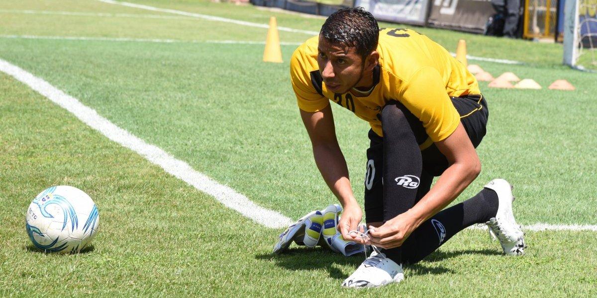 Juan José Paredes estará de regreso en la Liga Nacional