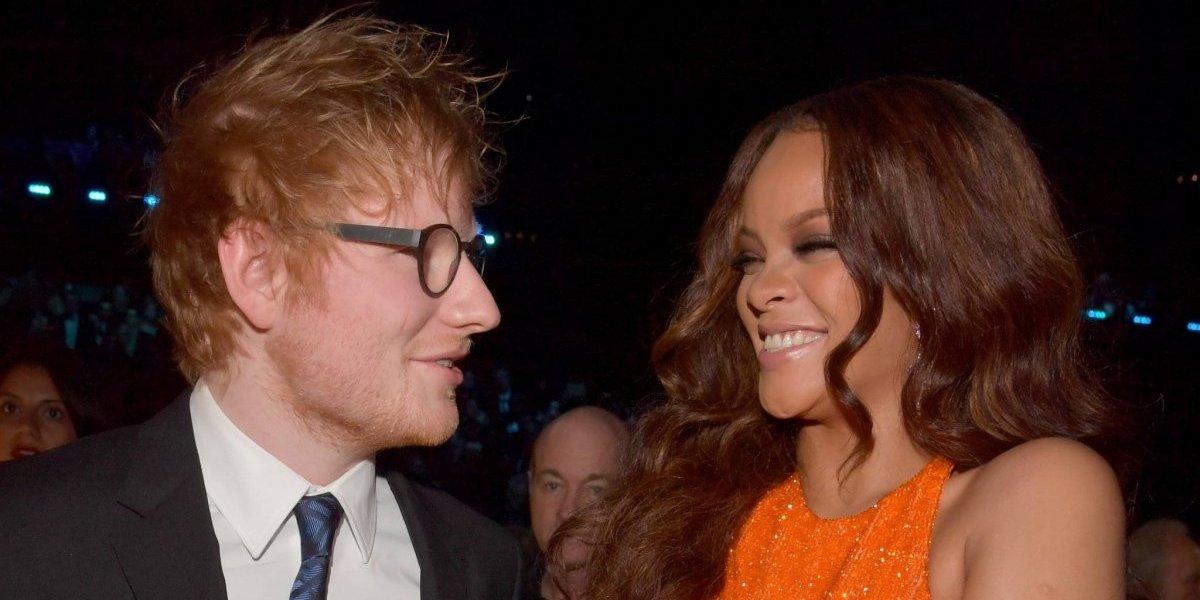 Ed Sheeran e Rihanna se destacaram no Spotify em 2017