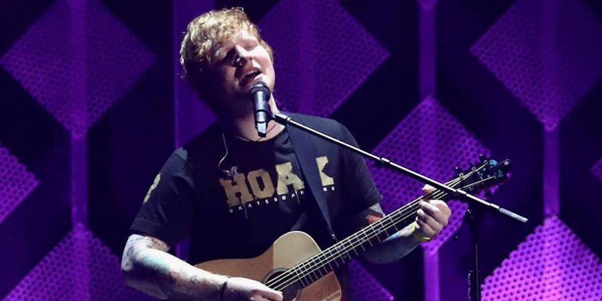 Ed Sheeran es el artista más reproducido de 2017 en Spotify