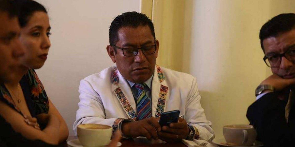 Tambríz, quien ha rechazado el trabajo de MP y la CICIG, es el candidato para dirigir el Congreso