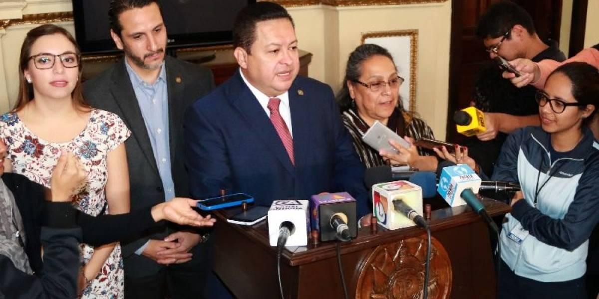 Frente Parlamentario por la Transparencia demanda una elección de junta directiva sin irregularidades