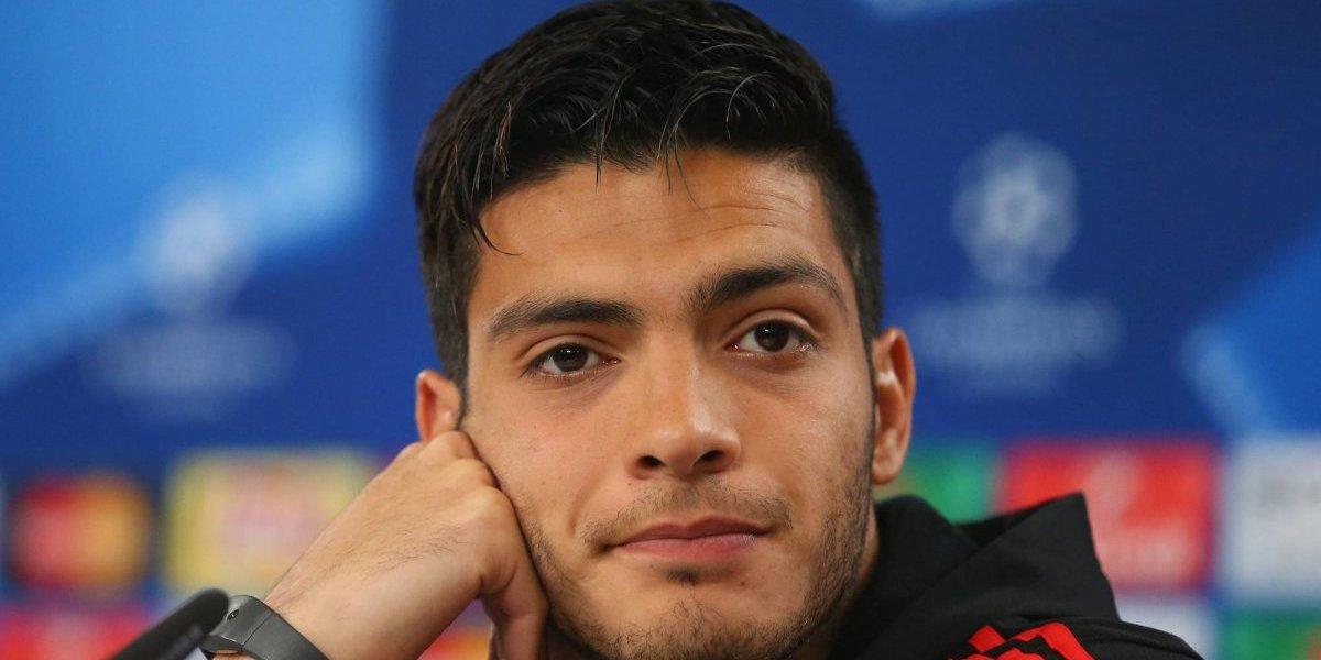 Sin Raúl Jiménez, Benfica quedó fuera de la Champions League