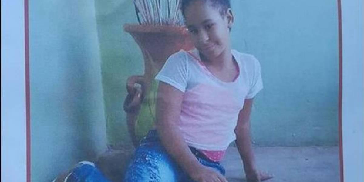 Encuentran muerta a menor de 11 años que había sido reportada desaparecida