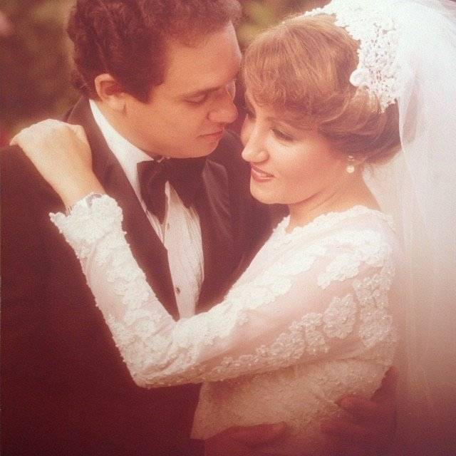 Mis padres José Francisco Pierre y Marisela Ricourt.