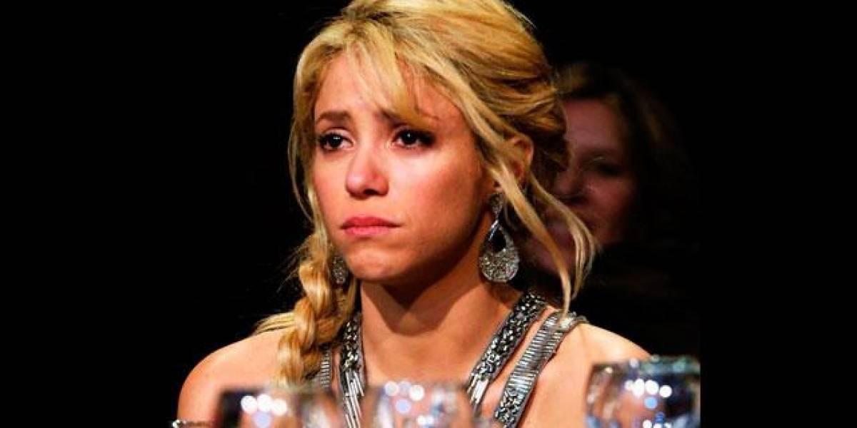 """A lo """"Lucho"""" Jara: Shakira podría intervenir sus cuerdas vocales"""