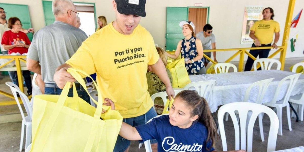 Sprint continúa labor comunitaria con iniciativa para damnificados por el huracán