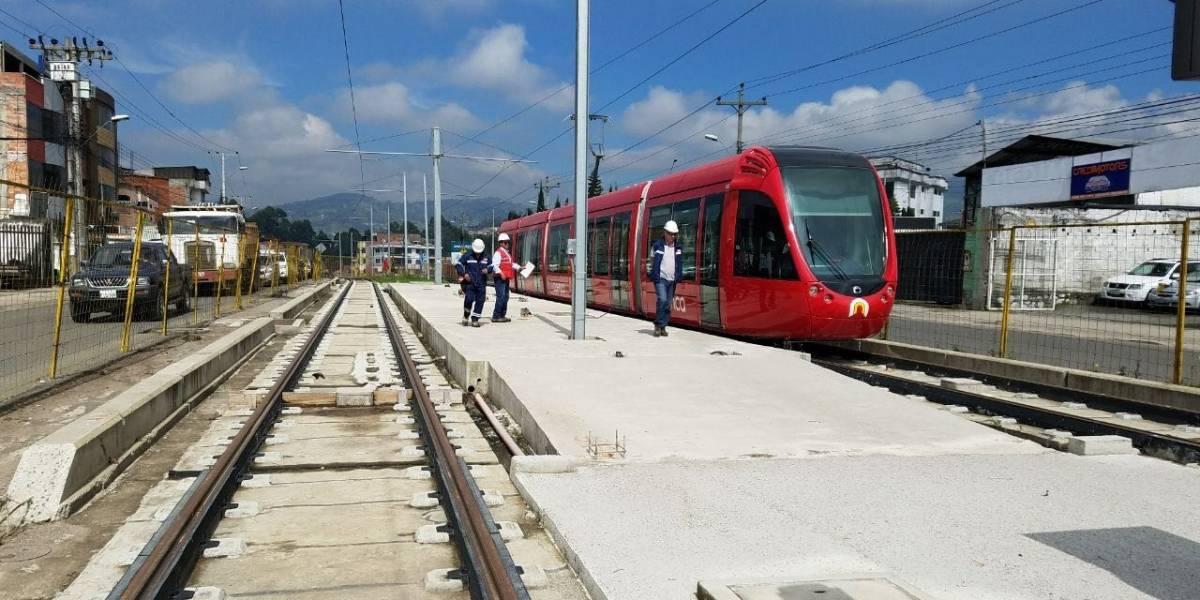 Hoy se firma finalmente el contrato para las obras del Tranvía