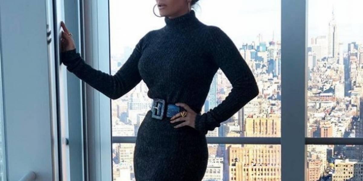 """""""Esa cintura no es de ella"""", fuertes críticas para J Lo"""