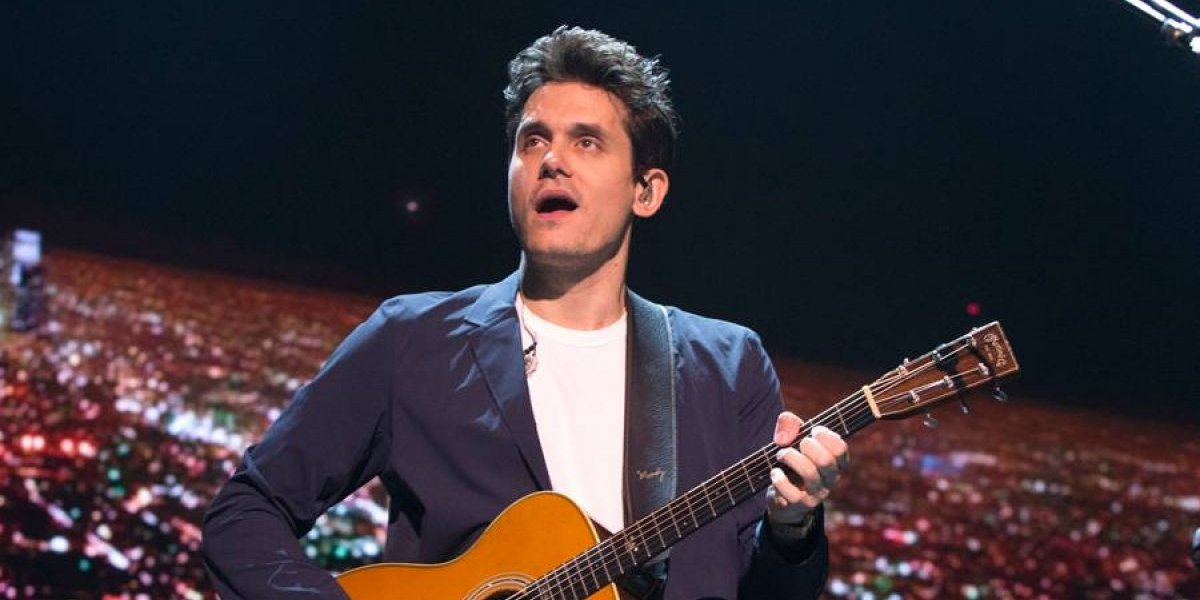 John Mayer operado de emergencia por apendicitis