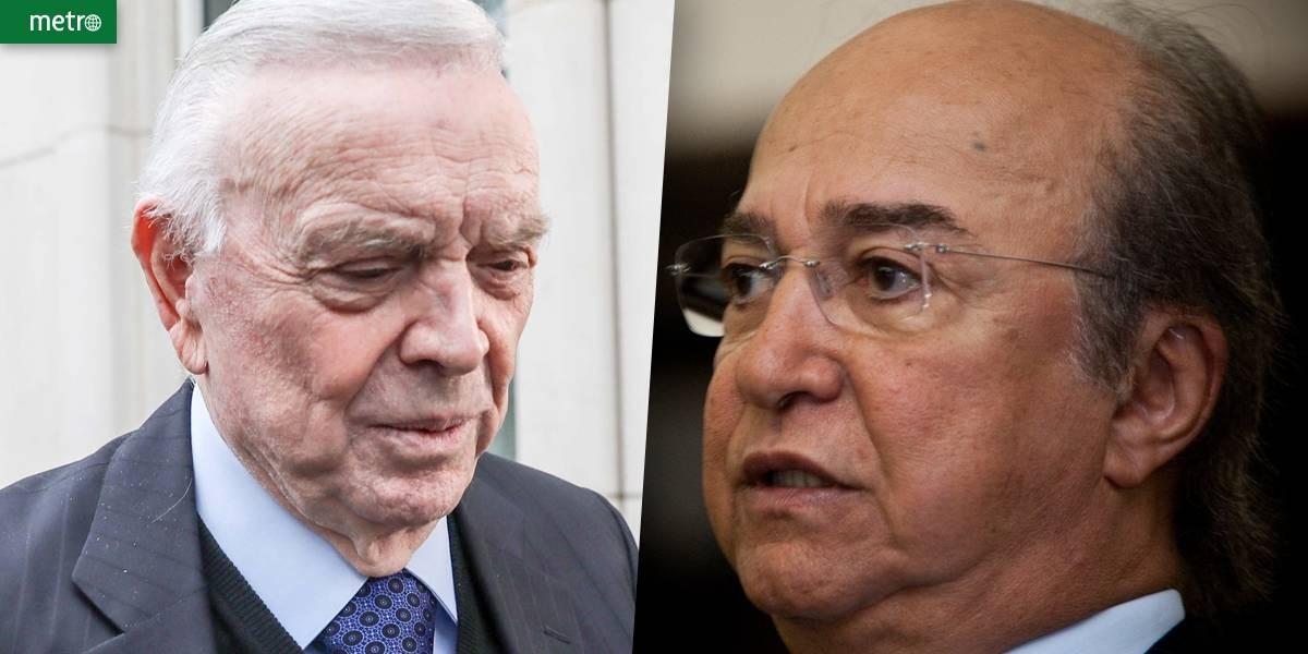 Em gravação, José Maria Marin e J.Hawilla discutem divisão de propinas a cartolas