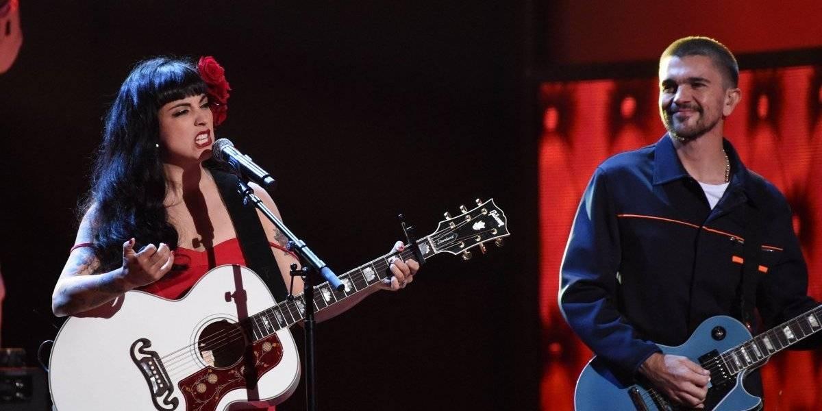 Juanes anuncia gira por Norteamérica junto a Mon Laferte