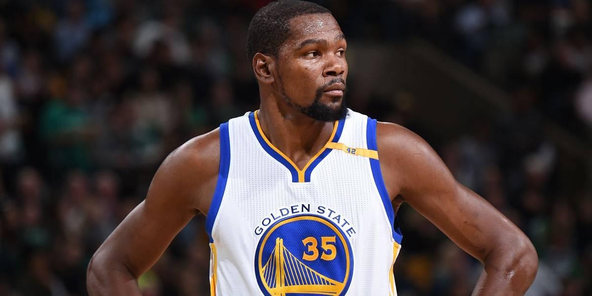 """Kevin Durant: """"Debo encontrar la calma"""""""