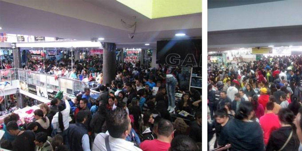 Este es el lugar de Bogotá en donde puede comprar los regalos de Navidad desde la madrugada