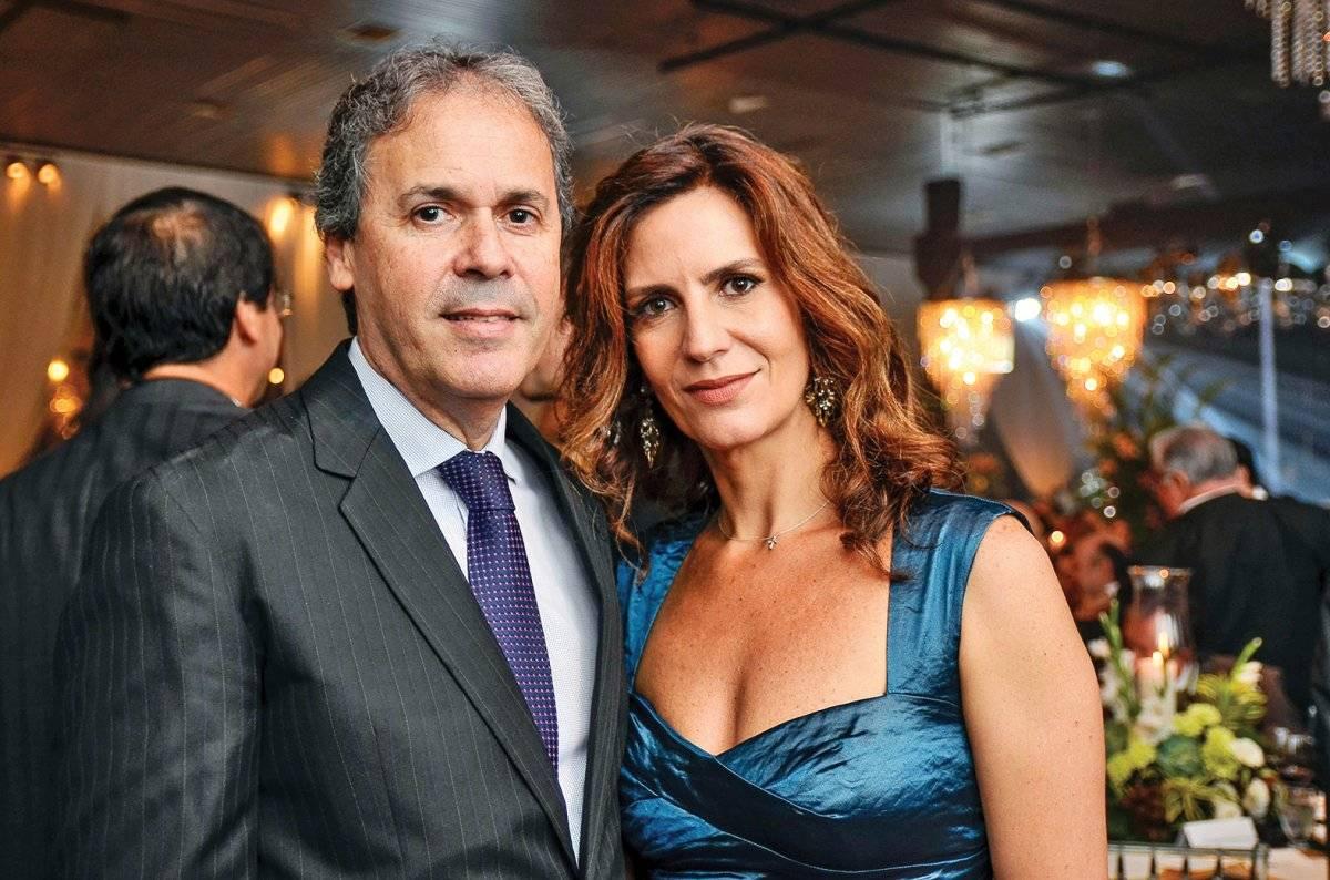 Maurício Torres Soares e Raquel Soares Ton Nettos