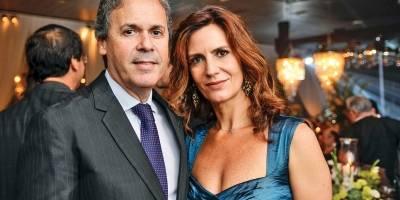 Maurício Torres Soares e Raquel Soares