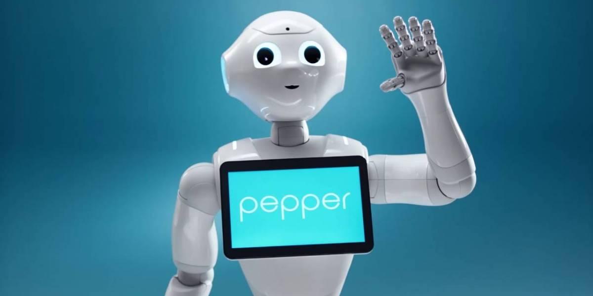 El robot Pepper tendrá un hermano en el 2019