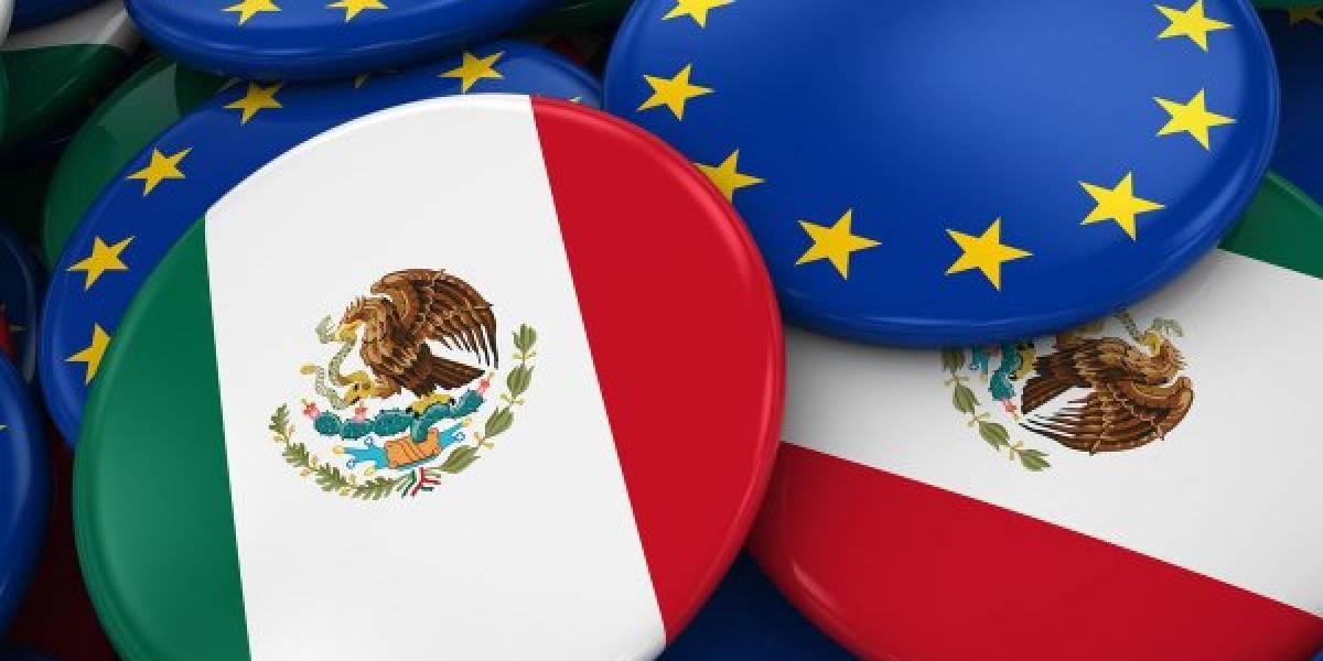 México y UE avanzan en negociación de TLCUEM