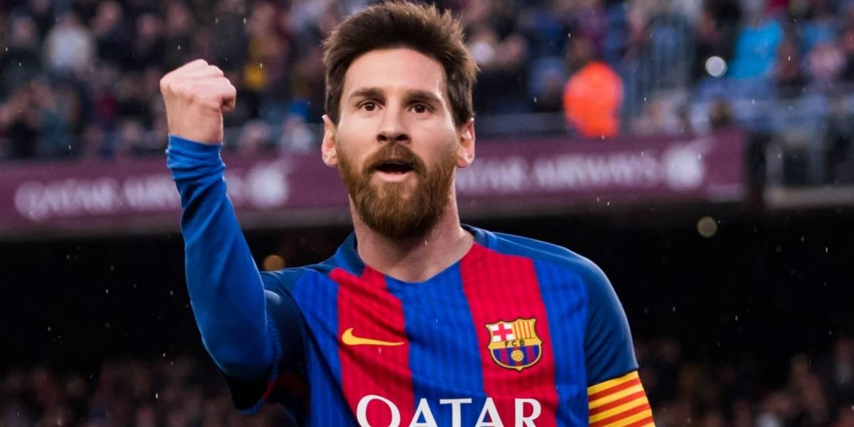 Messi ganará más de RD$ 6 millones por día