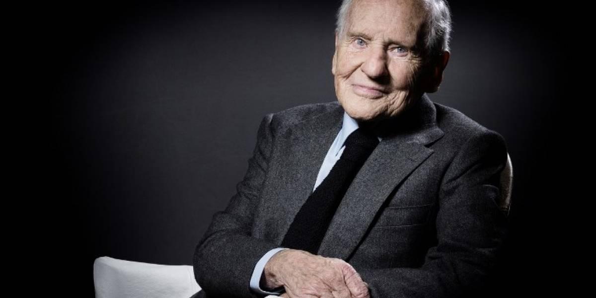Muere el famoso escritor francés Jean d'Ormesson