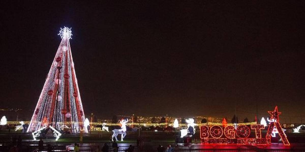 Bogotá vivirá en Navidad una travesía de luces y biodiversidad