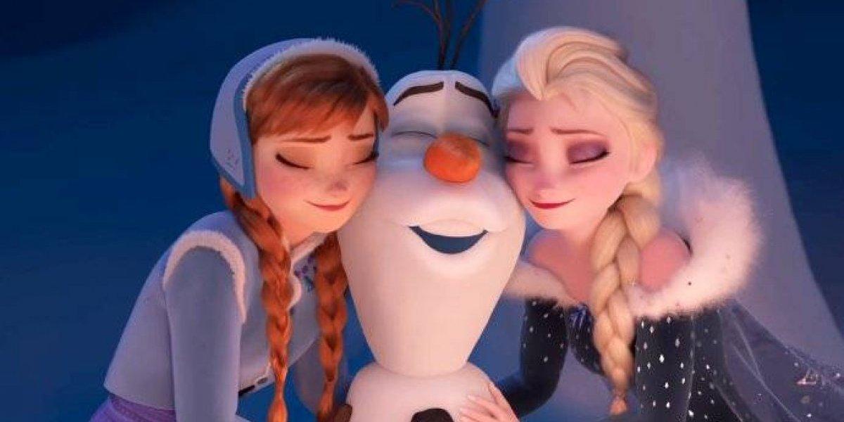 Disney retirará el corto de Frozen de las funciones de Coco